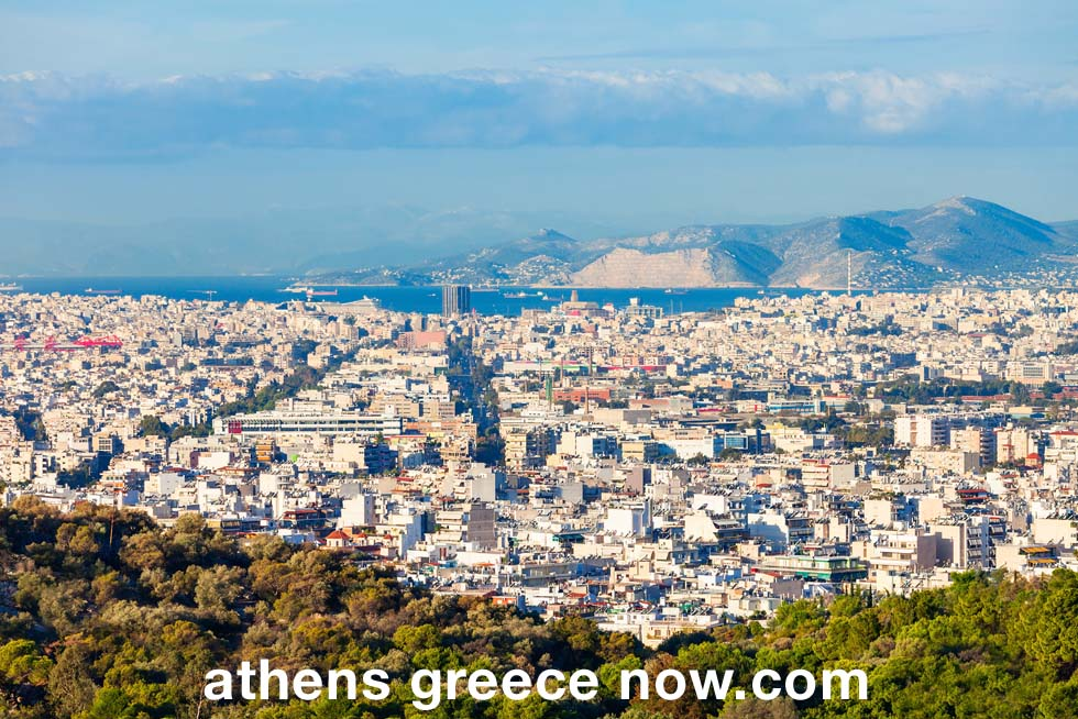 Athens and Perieas