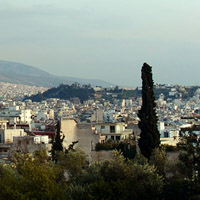 Athens Greece East