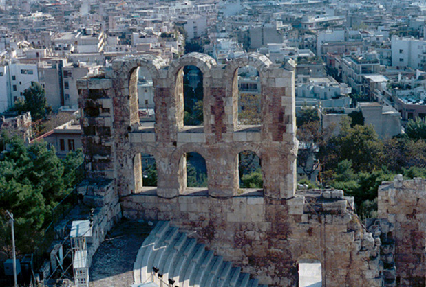 Odeon Herodes Atticus Theater