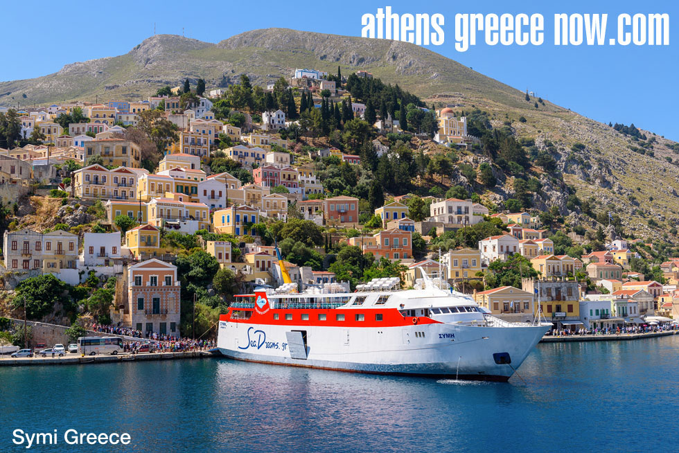 Symi Greece